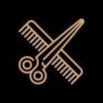 hair cut icon